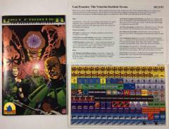 Last Frontier - The Vesuvius Incident (1st Printing)
