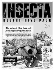 Insecta (2nd Edition) - Desert Hive Pack