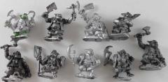 Orcs w/Axes Collection #1