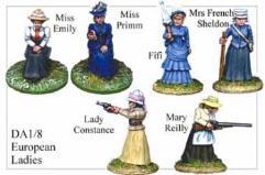 European Ladies