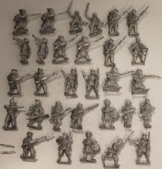 Franco Prussian Infantry Collection #1