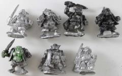Orcs w/Swords Collection #1
