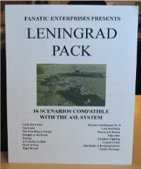 Leningrad Pack, The