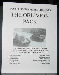 Oblivion Pack, The