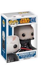 Unmasked Vader