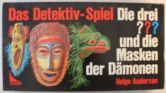 Detektiv-Spiel, Das - Die Drei ??? und die Masken der Damonen