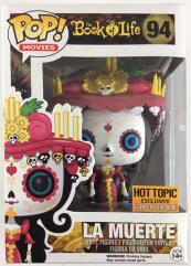 Book of Life - La Muerte (Glow-in-the-Dark Hot Topic Exclusive)