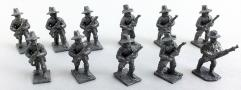 Dismounted Cavalry Troops w/Carbines #1