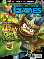 "#11 ""Ultimate Guide to Monkey Quest, Wizard101 Mini-Game Roundup, Monster Galaxy"""