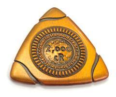 Xia - Metal 2,000cR coins