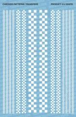 Checker Pattern Black/White