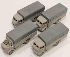 Bedford QLT 3-Ton Truck Collection #1