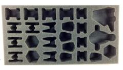 """2"""" Army Tray - Imperial #3 for P.A.C.K. 432"""