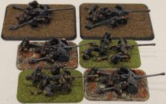 5cm PaK38 Gun Collection #1