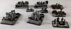 8.8cm FlaK 36 Battery Collection #2
