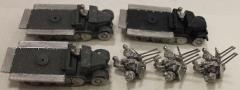 Sd Kfz 7/1 Quad Collection #1
