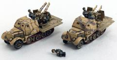 Sd Kfz 7/1 Quad Collection #3