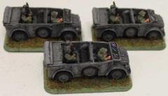 Horch Kfz 15 Car Collection #1