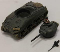 M4A1 Sherman #1
