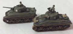 M4 Sherman HQ Section #1