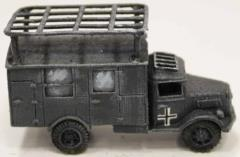 Opel Kfz 68 Radio Truck #1
