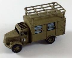 Opel Kfz 68 Radio Truck #3