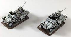 Sd Kfz 10/5 (2cm) Collection #1