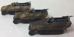 Sd Kfz 251 D Collection #1