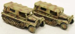 Sd Kfz 7 (8t) Tractor Collection #2
