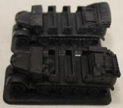 Sd Kfz 7 (8t) Tractor 2-Pack #3