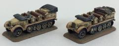 Sd Kfz 7 (8t) Tractor Collection #4