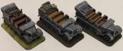 Sd Kfz 7 (8t) Tractor Collection #1
