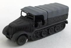 Sd Kfz 9 Famo Recovery Vehicle Collection #1