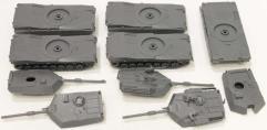 M1 Abrams Tank Platoon #1