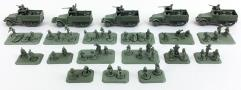 Armored Rifle Platoon w/Half-Tracks #1