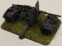 8.8cm FlaK36 Gun #4