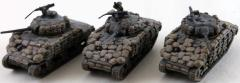 Armored M4A1 75mm Sherman Collection #1