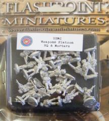Weapons Platoon - HQ & Mortars