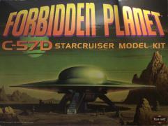 Forbidden Planet - C-57D Starcruiser