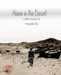 Alone in the Desert - Solitaire Expansion