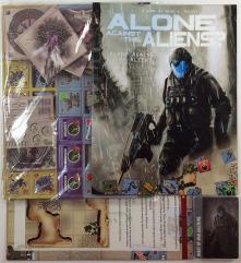 Alone Against the Aliens Expansion (Kickstarter Exclusive)