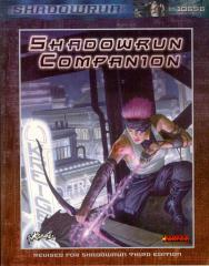 Shadowrun Companion (3rd Edition, Revised, 1st Printing)