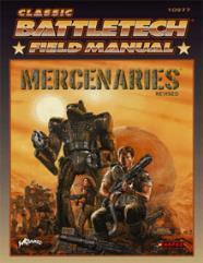Field Manual - Mercenaries (Revised)