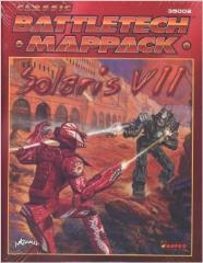 Map Pack - Solaris VII
