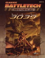 Classic Battletech Historical - War of 3039