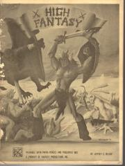 High Fantasy (1st Printing)