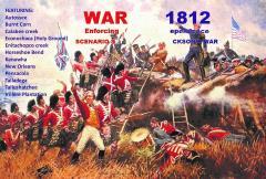 War of 1812 Scenario Set 3 - Andrew Jackson's War