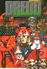 Judge Dredd - Dredd by Bisley