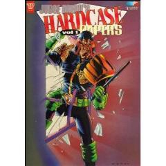 Judge Dredd's Hardcase Papers Vol. 1