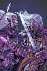 Legend of Drizzt, The #1 - Homeland #2 (Cover A)
